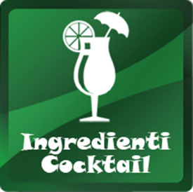Ingredirnti Cocktail
