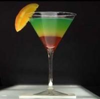 Ricetta Cocktail Arcobaleno