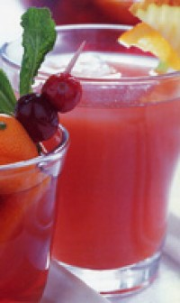 Ricetta Cocktail Fruit Punch