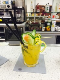 Ricetta Cocktail Golden Cucumber