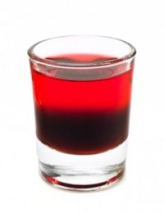 Ricetta Cocktail Blood Shot