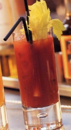Ricetta Cocktail Bloody Mary