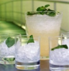 Ricetta Cocktail Grapefruit Mint Cooler