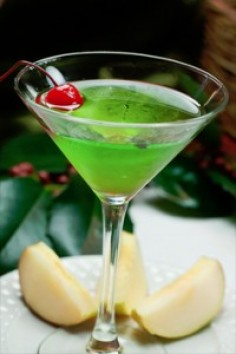 Ricetta Cocktail Green Apple Martini