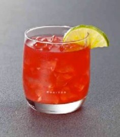 Ricetta Cocktail Red Sunset