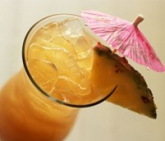 Ricetta Cocktail Tropical Ice